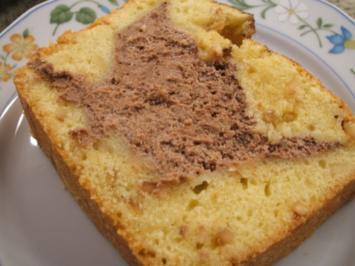 Backen: Überraschungs-Marmorkuchen - Rezept