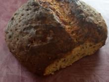 Low Carb Brot - Rezept