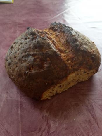 Low Carb Brot - Rezept
