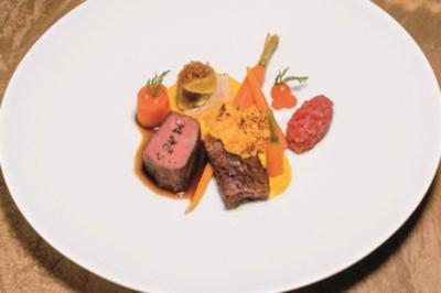 US-Wagyu-Beef & Karotte (Holger Bodendorf) - Rezept