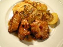 Hühnerbrust Medaillons asiatisch - Rezept