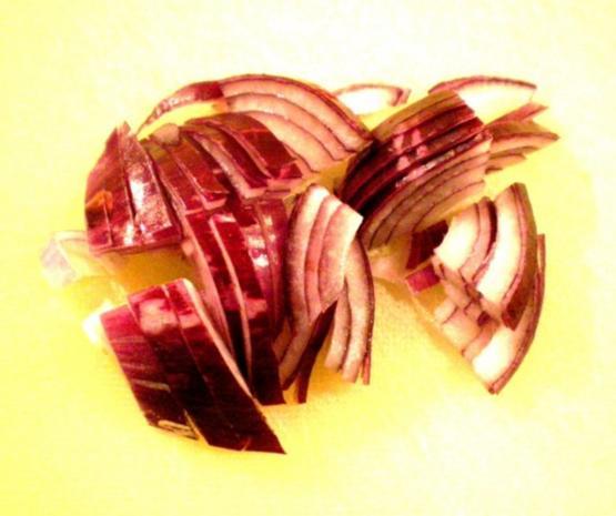 Käsesalat mit Radieschen - Rezept - Bild Nr. 5