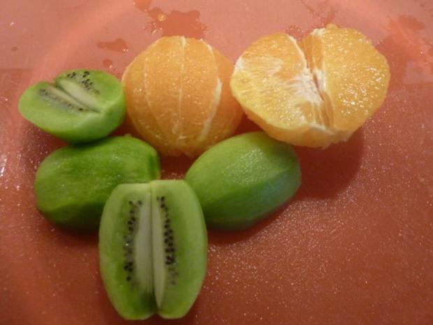 Exotischer - Winterlicher Fruchtsalat - Rezept - Bild Nr. 5