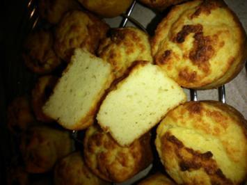 Rezept: LOW CARB-Kokos-Vanillemuffins