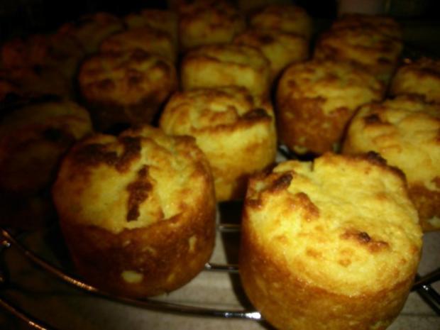 LOW CARB-Kokos-Vanillemuffins - Rezept - Bild Nr. 3