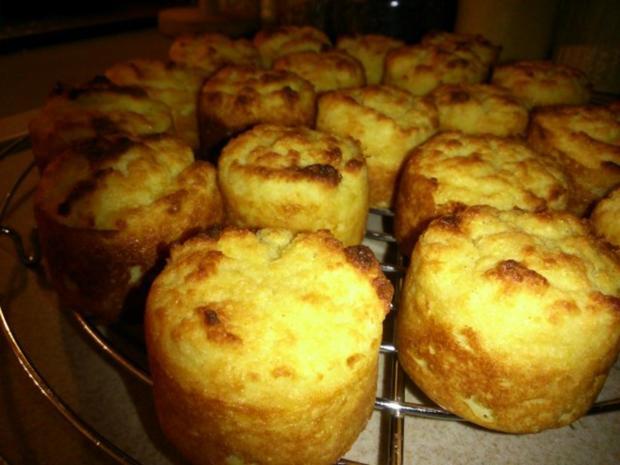 LOW CARB-Kokos-Vanillemuffins - Rezept - Bild Nr. 4