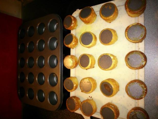 LOW CARB-Kokos-Vanillemuffins - Rezept - Bild Nr. 5