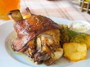 Knusprige Schweinshaxe - Rezept - Bild Nr. 2