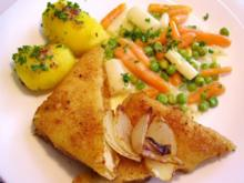 Alaska-Seelachs mit Petersilienkartoffeln - Rezept