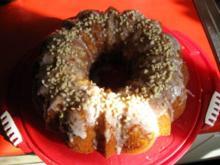 Gugelhupf mit Mandarinen und Schmand - Rezept
