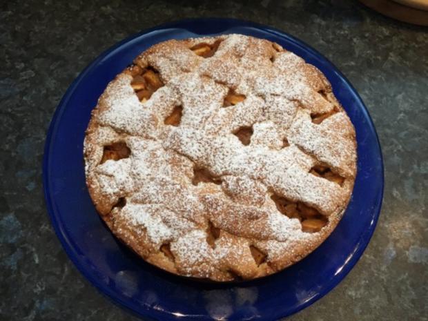 Apfelmark Apple Pie - Rezept