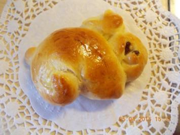 Osterhäschen - Rezept