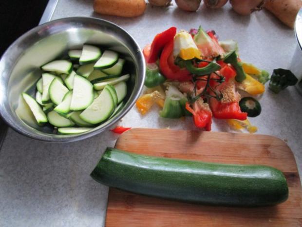 ~Auflauf~ mediterraner Gemüseauflauf - Rezept - Bild Nr. 4