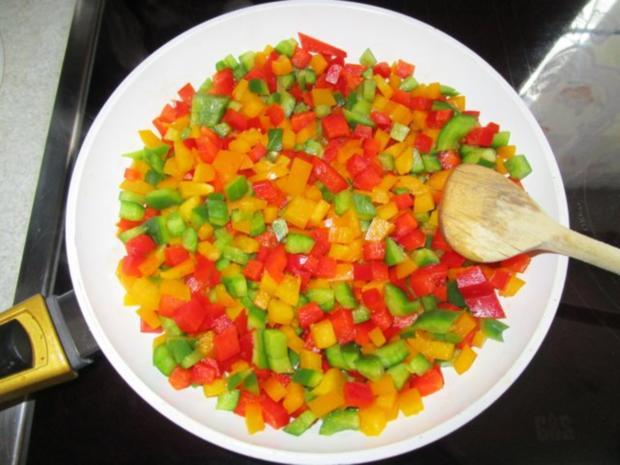 ~Auflauf~ mediterraner Gemüseauflauf - Rezept - Bild Nr. 7