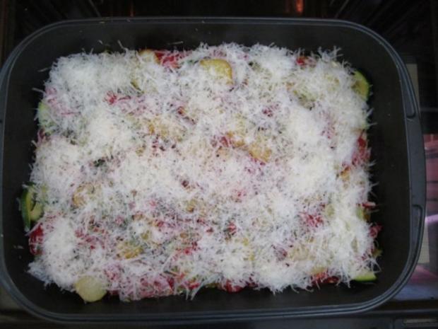 ~Auflauf~ mediterraner Gemüseauflauf - Rezept - Bild Nr. 18
