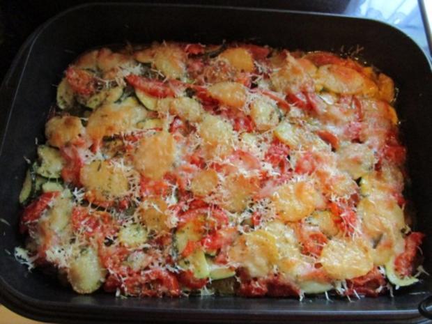 ~Auflauf~ mediterraner Gemüseauflauf - Rezept - Bild Nr. 19