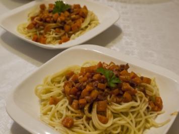 "Spaghetti Bolognese ""Diavolo"" - Rezept"
