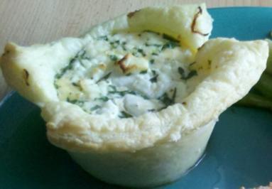 Rezept: Zucchini-Käse-Tarte