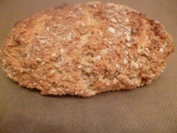 Bärlauch-Joghurtbrot - Rezept