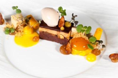 Gâteau von Dulcey Schokolade & Mango - Rezept