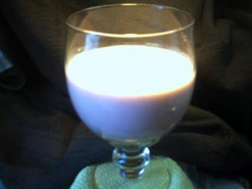 Coco-Joghurt-Erdbeere-Shake - Rezept
