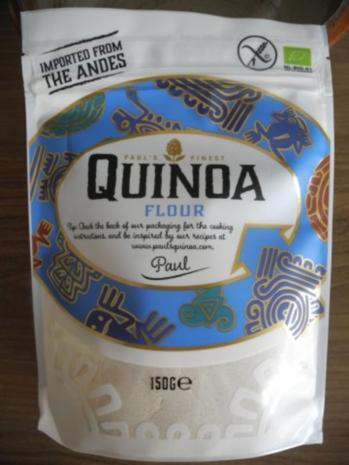 Quinoa - Taler mit Kirsch - Kompott - Rezept - Bild Nr. 3