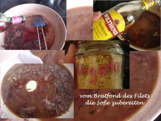 Schweinefilet im Pilzmantel - Rezept - Bild Nr. 6