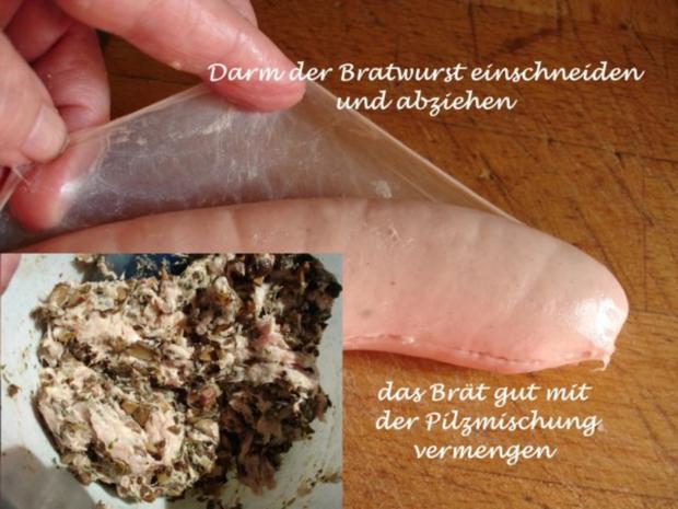 Schweinefilet im Pilzmantel - Rezept - Bild Nr. 8