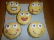 Smilie Muffins - Rezept