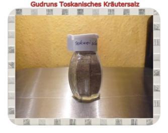 Gewürz: Toskanisches Kräutersalz - Rezept