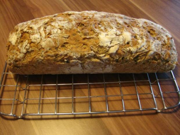 Kartoffel Bärlauch Brot - Rezept - Bild Nr. 3