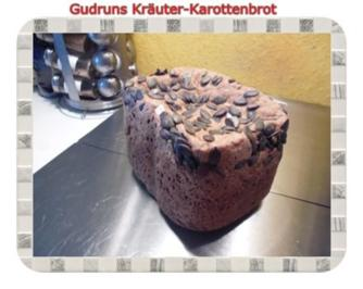 Brot: Karottenbrot für Ostern - Rezept