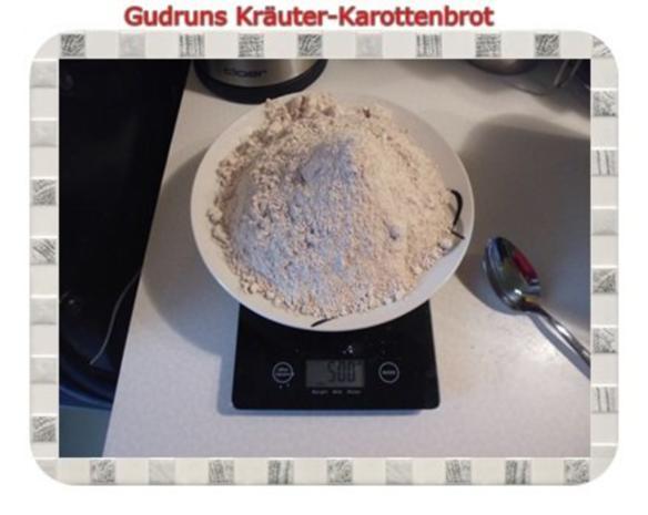 Brot: Karottenbrot für Ostern - Rezept - Bild Nr. 4