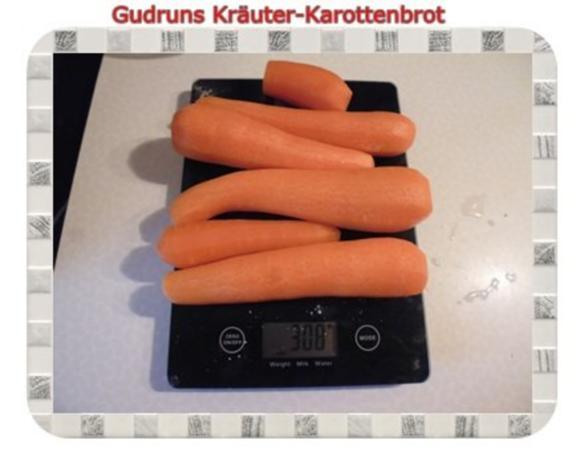 Brot: Karottenbrot für Ostern - Rezept - Bild Nr. 6