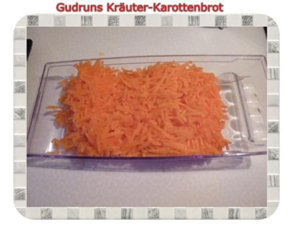 Brot: Karottenbrot für Ostern - Rezept - Bild Nr. 7