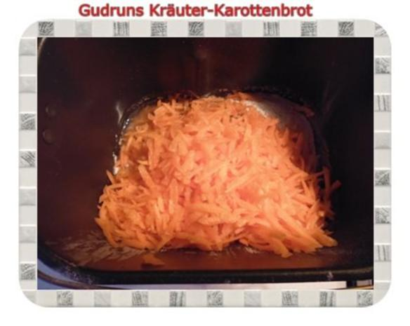 Brot: Karottenbrot für Ostern - Rezept - Bild Nr. 8