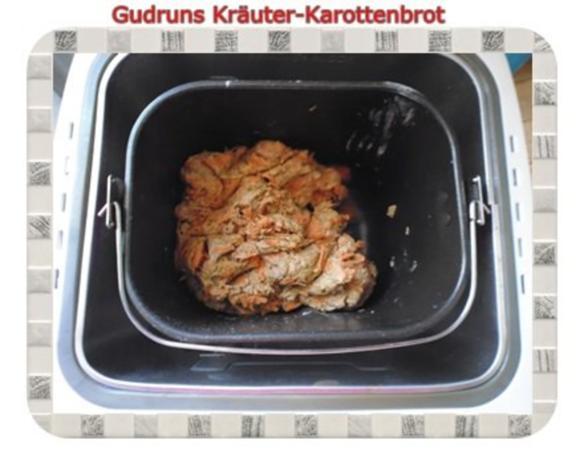 Brot: Karottenbrot für Ostern - Rezept - Bild Nr. 10
