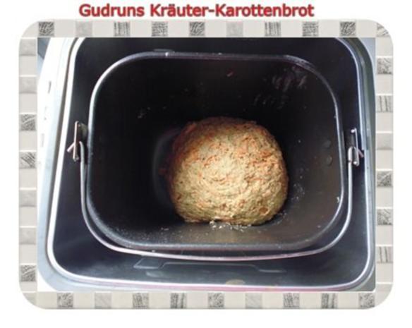 Brot: Karottenbrot für Ostern - Rezept - Bild Nr. 11