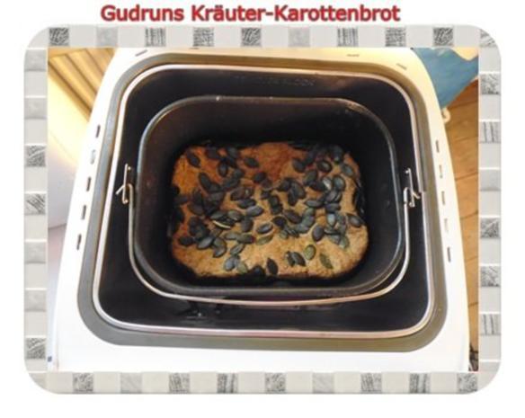 Brot: Karottenbrot für Ostern - Rezept - Bild Nr. 15
