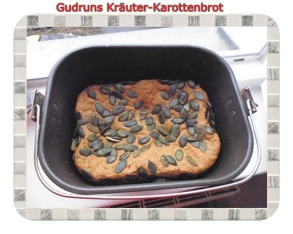 Brot: Karottenbrot für Ostern - Rezept - Bild Nr. 16