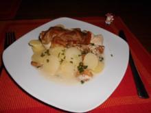 Maishähnchen in der Folie gebacken>> - Rezept