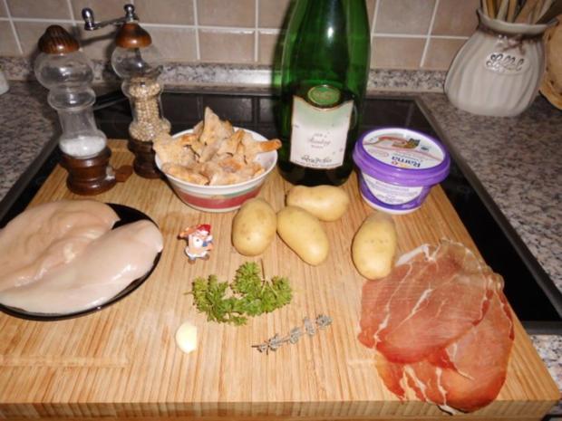 Maishähnchen in der Folie gebacken>> - Rezept - Bild Nr. 2