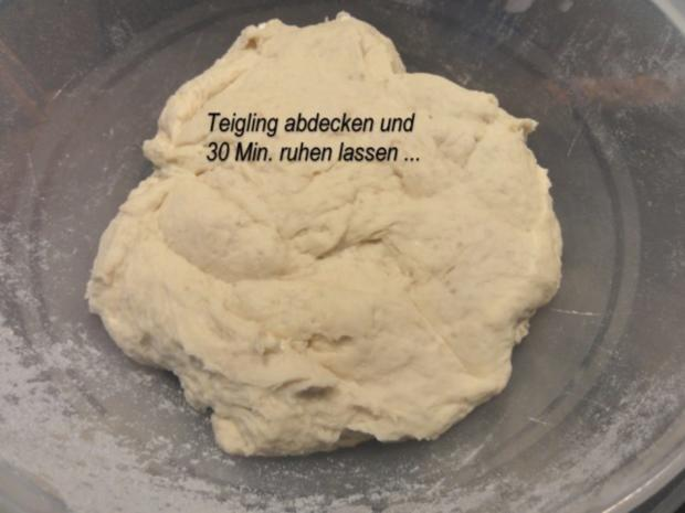 Brot:   BUTTERMILCHBROT  (750gr) - Rezept - Bild Nr. 2