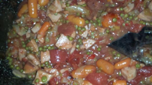 Wurstgulasch mit Tomaten - Rezept - Bild Nr. 7