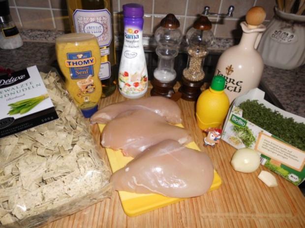 Hähnchen in Senf-Sahne>> - Rezept - Bild Nr. 4