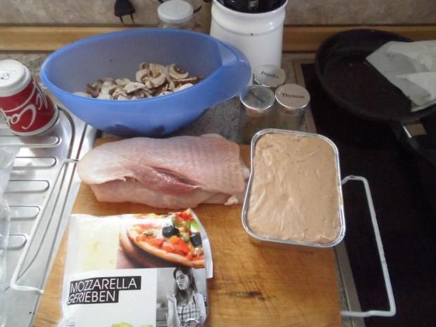 Überbackene Schnitzel - Rezept - Bild Nr. 2