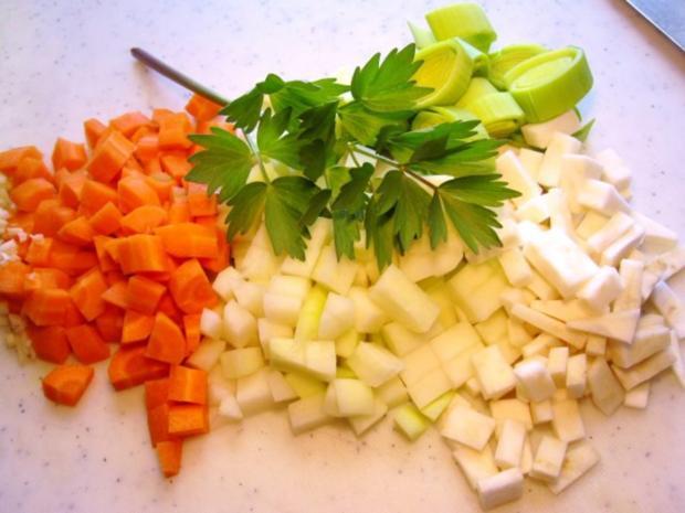 Spitzkohl-Eintopf mit Lammfleisch - Rezept - Bild Nr. 4