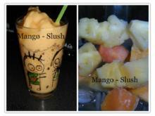 MANGO - SLUSH MIT WODKA - Rezept