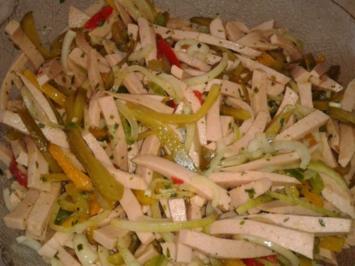 Rezept: Wurstsalat