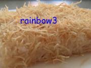Dessert: Kadayif mit Cremefüllung - Rezept